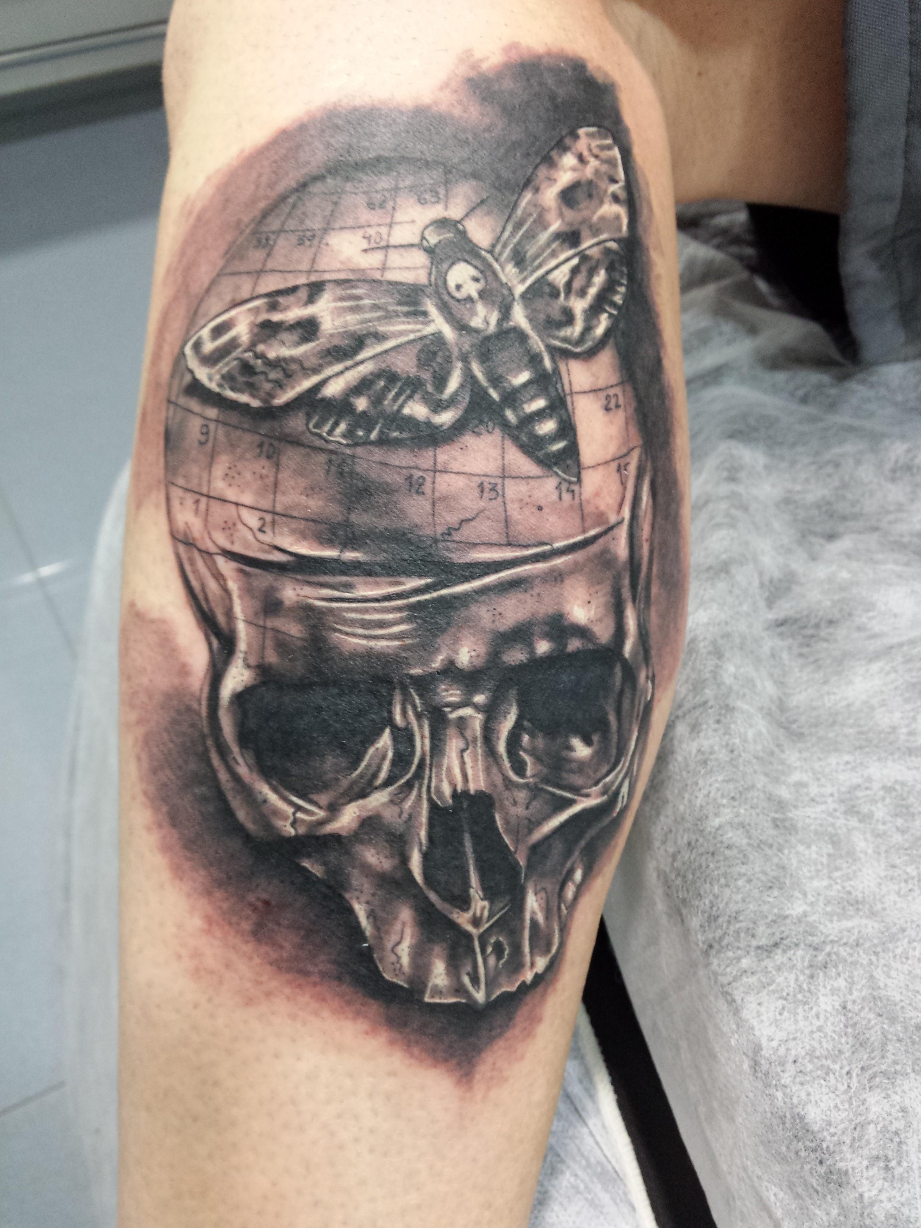 calavera-skull-Jorge García-Tauajes L'Eliana