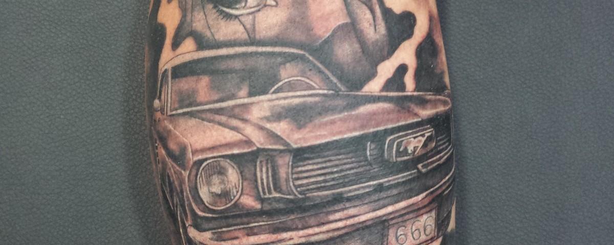 Tattoo chicano-Jorge García-Tatuajes L'Eliana