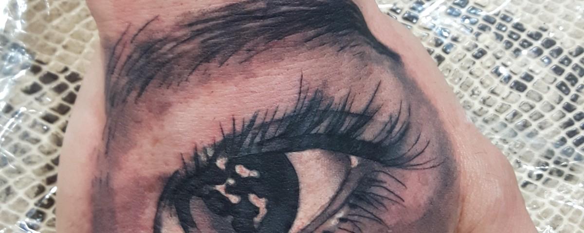 tattoo-Tatuaje ojo-Tatuaje matuajes L'Eliana-Jorge García -Jorge Terrorize