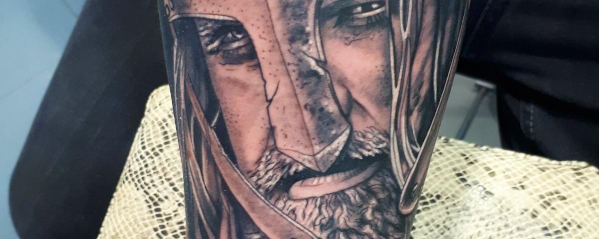 Tatuaje-Tattoo-Viking-Jorge Terrorize-Tatuajes L'Eliana